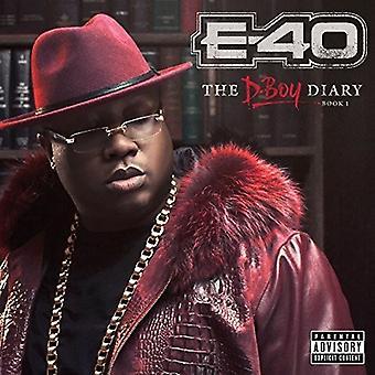 E-40 - The D-Boy Diary:B..1 [CD] USA import