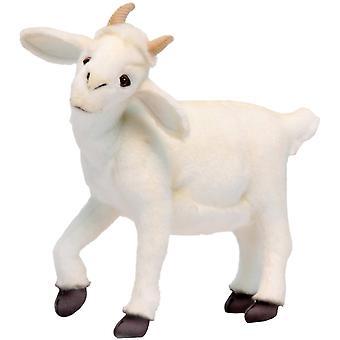 Plush - Hansa - Baby White Goat 14.5