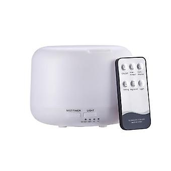 Remote control ultrasonic air humidifier for home room