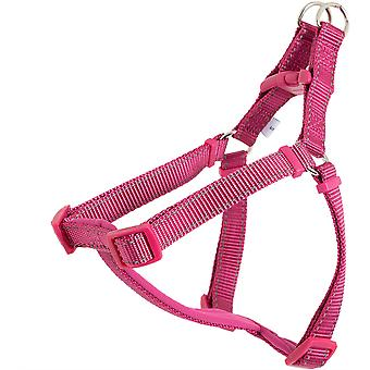 Ancol Nylon Padded Exercise Harness - Extra Small (35-47cm) - Pink