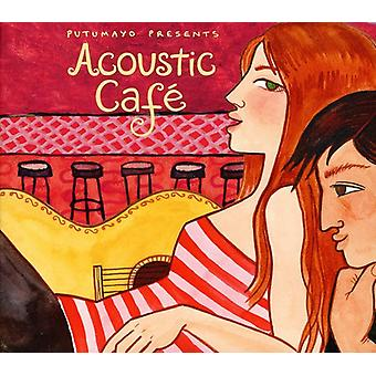 Putumayo Presents - Acoustic Cafe [CD] USA import