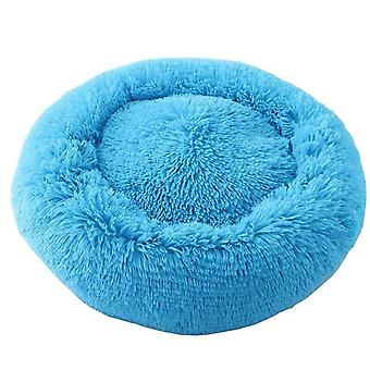Long Plush Super Soft Dog Bed - Warm Sofa Basket