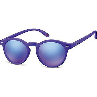 Sunglasses Unisex Purple (MS28E)