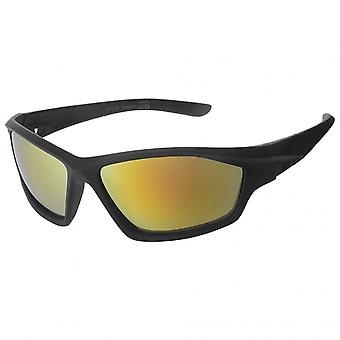 Sunglasses Unisex sport A70149 14.5 cm black/yellow