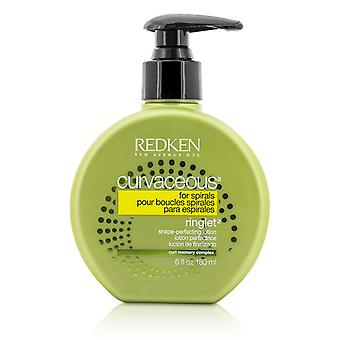 Curvaceous ringlet shape perfecting lotion (for spirals) 208692 180ml/6oz
