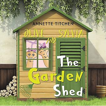 The Garden Shed  Olive and Sylvia by Annette Titchen