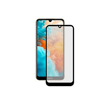 Film Tempered Glass Protector for Huawei Y6 2019 KSIX Extreme 2.5D Black