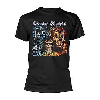 Grave Digger Rheingold Officielle Tee T-shirt Unisex