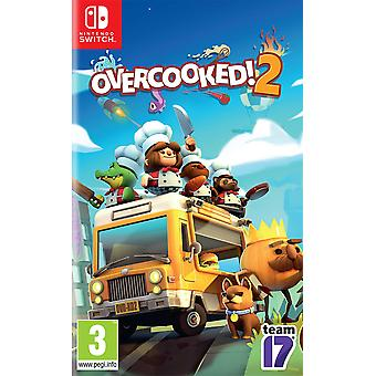 Overcooked! 2 Nintendo Switch Game