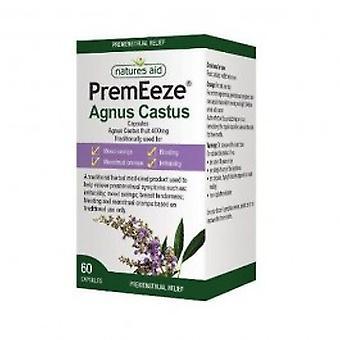 Luonnon tuki - PremEeze (Agnus Castus) 60 kapseli