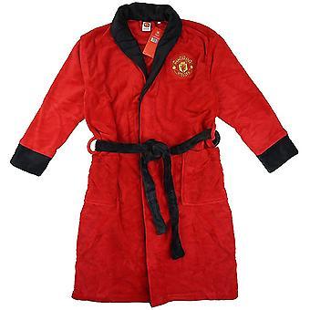Manchester United Herren Kleid / Bademantel (Bademantel)