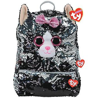 TY Kiki Square Back Pack - Sequined