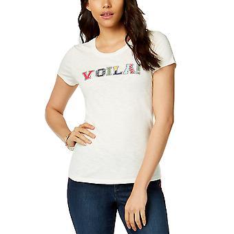 Maison Jules | Camiseta de impressão gráfica Voila de mesa