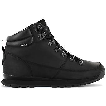 THE NORTH FACE Back To Berkeley Redux - Men's Leather Boots Black NFOOCDL0KX8-100 Sneakers Sports Shoes