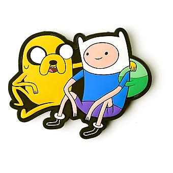 Adventure Time Jake și Finn Belt Buckle Unisex (BB0MW8ADV)