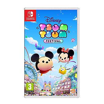 Disney Tsum Festival Nintendo Switch Jeu