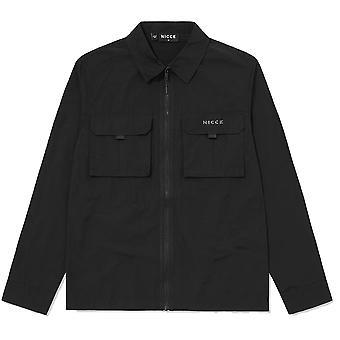 Nicce Quatro Shirt - Black