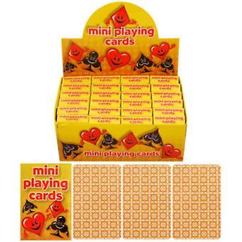 Henbrandt Classic Mini spielen Karten (24 Packungen)