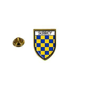 pins pin badge pin's souvenir ville drapeau pays blason surrey r2