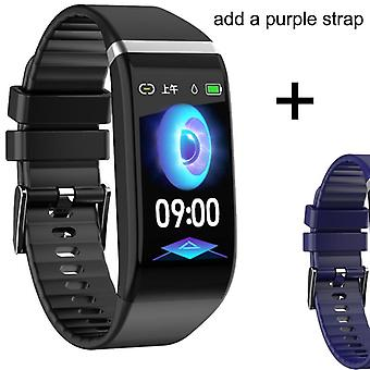 "Smart Band Blood Pressure 1.14"" Screen Fitness Tracker, Heart Rate Bracelet"