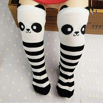 Knee High Toddler Long Tube Lovely Cartoon Animal Panda Infant Fox Baby Socks
