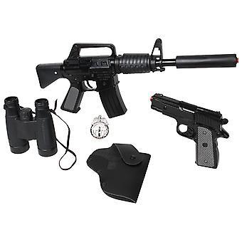 CAP GUN - 446/6 - Gonher Police Special Force Set