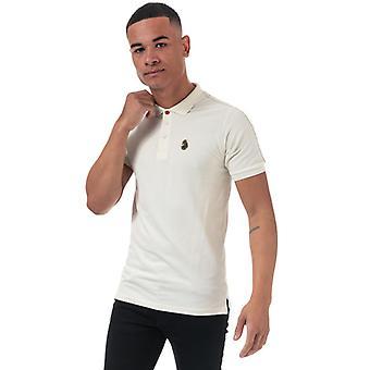 Men's Luke 1977 Willtape Polo Shirt in White