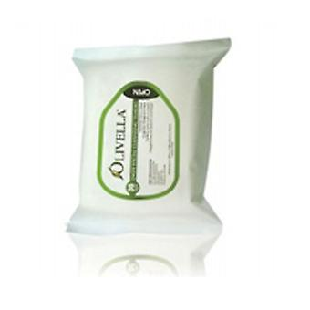 Olivella Facial Cleansing Tissues, 30 PK