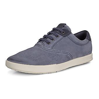ECCO 536224 كولين الرجال & apos;ق الدانتيل متابعة حذاء رياضي في الدنيم