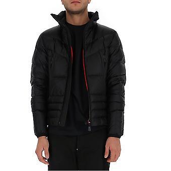 Moncler Grenoble 1a50453071999 Men's Black Nylon Down Jacket