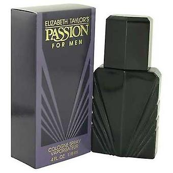 Passie door Elizabeth Taylor Keulen Spray 4 oz (mannen) V728-400349