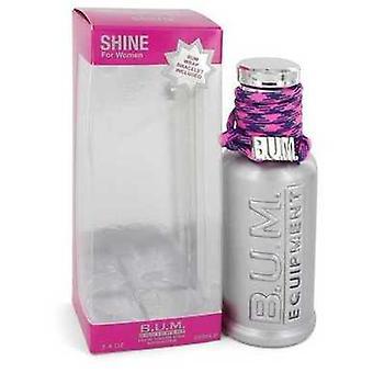 Bum Shine By Bum Equipment Eau De Toilette Spray 3.4 Oz (women) V728-543249