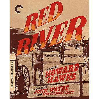 Red River [Blu-ray] USA import