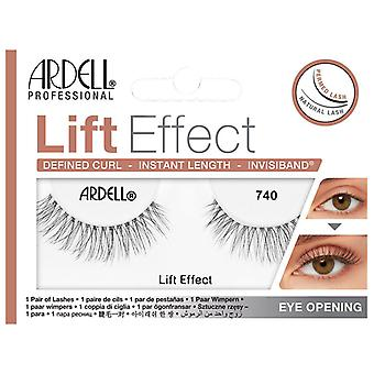 Ardell Lift Effect Strip Lashes No 740 - Defined Curl and Instant Length