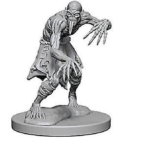 D&D Nolzur's Marvelous Unpainted Miniatures W1 Ghouls (Pack of 6)