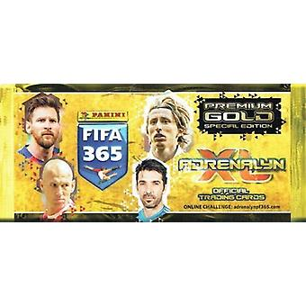 Fifa 365 Adrenalyn XL 2018 Pack d'or premium