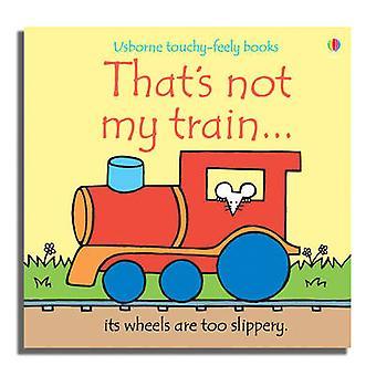 Dat is niet mijn trein...
