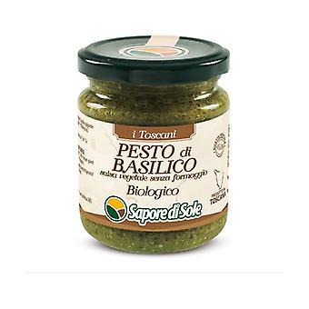 Tuscan Basil Pesto None