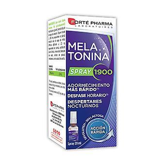 Melatonin Spray 1900 20 ml