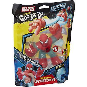 Heroes Of Goo Jit Zu Marvel Radioactive Spider-Man