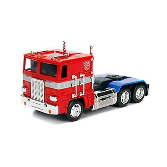 Optimus Prime 1:32 Scale Hollywood Ride Diecast Vehicle