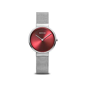 Bering wristwatch Unisex Classic silver polished/brushed 14531-003