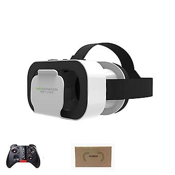 Casque Headset Virtual Reality Glasses 3d Helmet