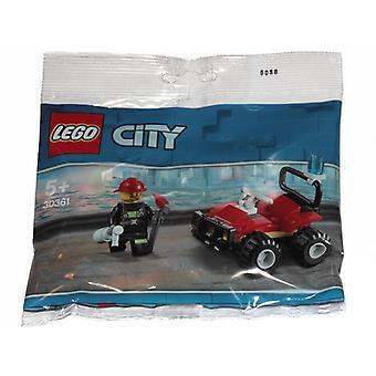LEGO 30361 إدارة الإطفاء رباعية بوليباغ