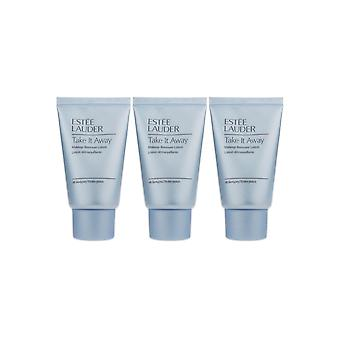 Estee Lauder Take It Away Makeup Remover Lotion 1.0Oz/30ml New (Pack Of 3)