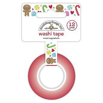 Doodlebug Design Sweet Sugarplums Washi Tape