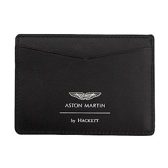 Hackett Aston Martin tarjeta titular cartera de efectivo lateral abierto HM412739 999