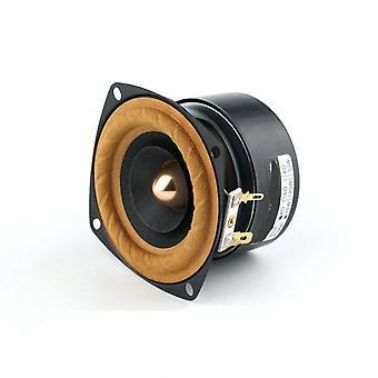 3-palcový plný rozsah, čtvercový / kulatý tvar-hi-fi reproduktor výškový reproduktor