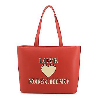Love moschino women's shopping bag various colours jc4030pp1ble