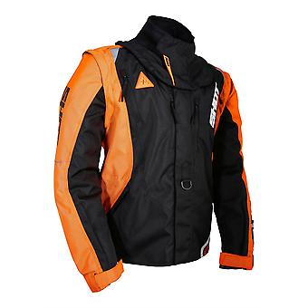 Shot Flexor Advance Adult Jacket - Neon Orange